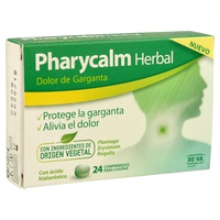 Pharycalm herbal dolor de garganta