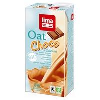 Bebida de Avena con Chocolate y Calcio