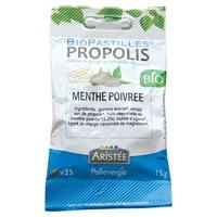 Biopastilles Propolis Menthe Poivrée