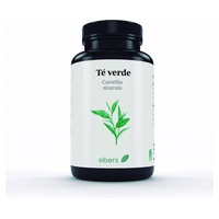 Té verde Bote de 60 capsulas de 400 mg de Ebers