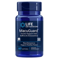 Support oculaire Macuguard avec astaxanthine
