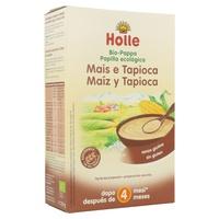 Papilla de Maíz y Tapioca Bio (Sin Gluten) 250 gr de Holle