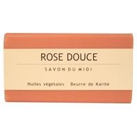 Mydło ze słodkiej róży