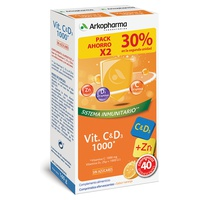 Duplo Vitamine C & D3 1000 Mg + Zinc