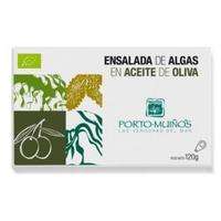 Ensalada de Algas Con Aceite Oliva