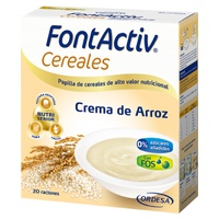 Fontactiv Cereales Crema de Arroz