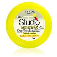 Studio Line Mineral FX pasta efecto despeinado