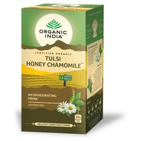 Tulsi Manzanilla con miel