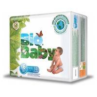Pañales Bio Baby T6 (+16 kg)
