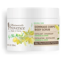 Energizing body scrub 98.7% natural