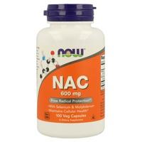 NAC N-Acetilcisteina
