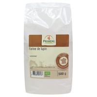 Lupine flour France
