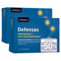 Vitalart Pack Immunity and respiratory defenses