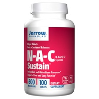 NAC Sustain 600 mg