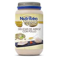 Potito Innova Delicias de Arroz con Pollo 6m+