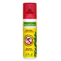 Anti-Mosquito Skin Spray Infested Areas