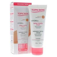 Hydra + shiny tint cream for sensitive skin spf 40 #medium