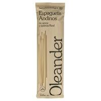 Andyjskie spaghetti z ryżem i prawdziwa organiczna quinoa