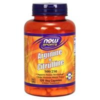 Arginine and Citrulline