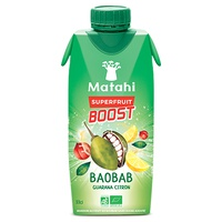 Baoba guarana limón