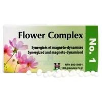 Flower Complex Nº 1 Choques
