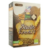 Biscotes de Trigo Khorasan Kamut