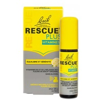 Rescue Plus Vitaminas