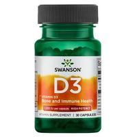 Vitamine D3 - Haute puissance 1000 UI