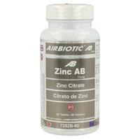 Zinc AB (como citrato)