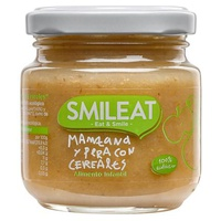Cereal Apple and Pear Jar Eco
