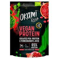 Pea Protein Isolate & Pomegranate Juice Powder