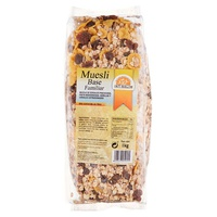 Muesli base familiar