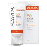 Fotoprotector Facial Fluid Cream 50+