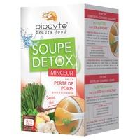 Sopa Detox para adelgazar