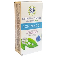 Echinacea fresh plant extracts