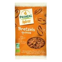 Bretzels de Quinoa