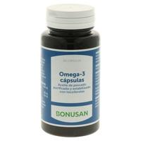 Omega 3 60 cápsulas de Bonusan