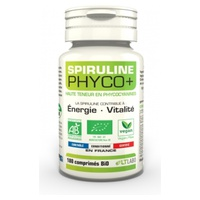 Spirulina orgânica Phyco +
