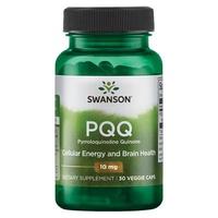 PQQ Pyrroloquinoline Quinone, 10mg