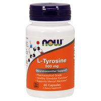 L-Tirosina 500 mg