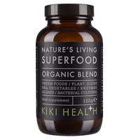 Nature's Living Superfood biologique