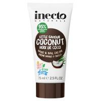 Moisturizing Coconut Hand Cream with Pure Organic Coconut Oil