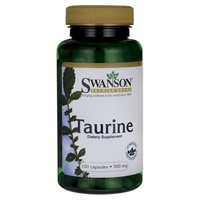 Taurine, 500 mg