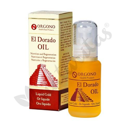 El Dorado Oil (Aceite de Chia)