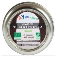 Organiczne dziąsła Tulsi i Centella