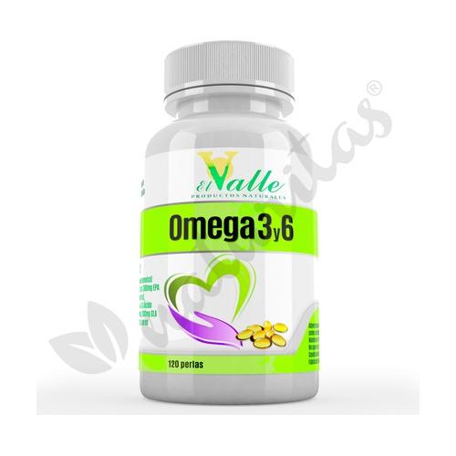 Omega 3 y Omega 6