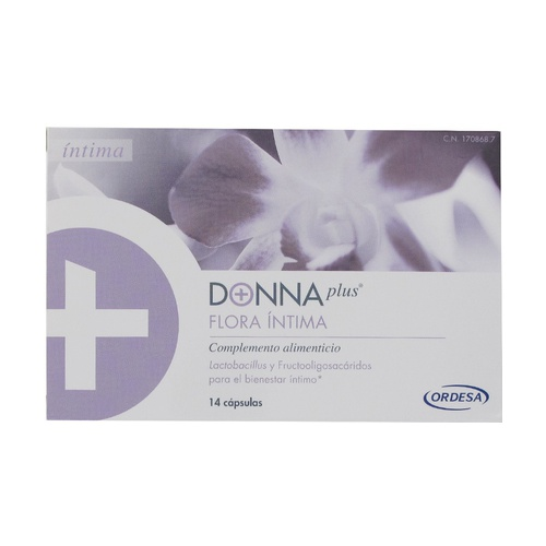 Donna Plus Flora Íntima