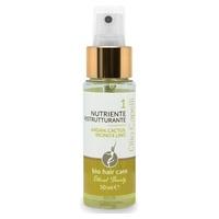 Bio Gold Line - Aceite nutritivo reestructurante en spray para el cabello