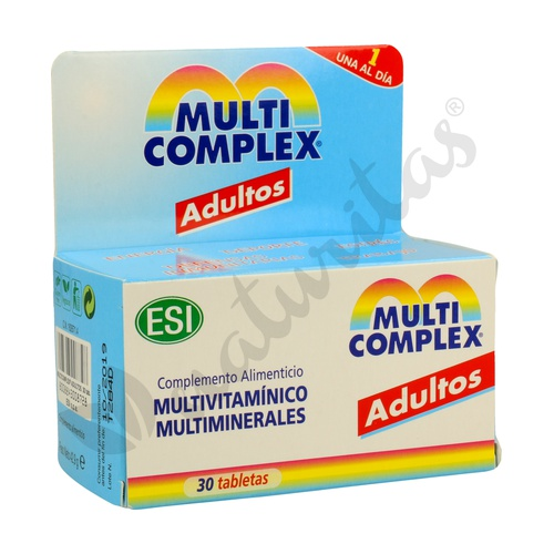 Multicomplex adultos