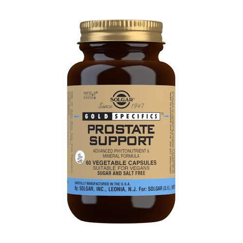 gs prostate support solgar